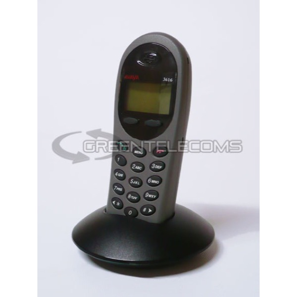 Avaya 3616 Wireless IP Telephone Refurbished 700413040