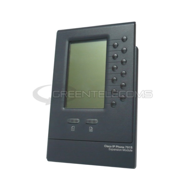 Cisco 7915 IP Phone Expansion Module 68-3116-01 G0