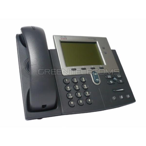 Cisco 7941G Reacondicionado 68-2690-01