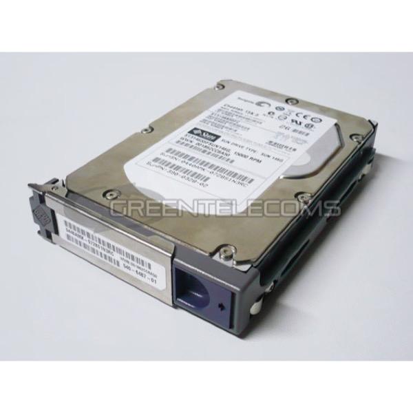 "Sun 146GB 15K 3.5"" Channel FC-AL Hard Disk Drive"