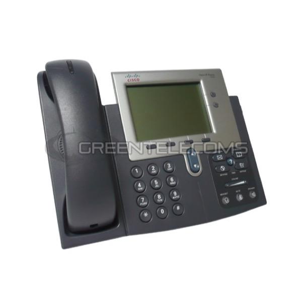 Teléfono IP 7942G de Cisco 0765-04-1086