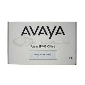 AVAYA IP400 WAN 3 10/100 700262009