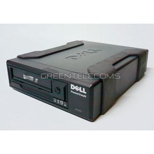 Dell PowerVault LTO-2-024 EXT con terminador SCSI