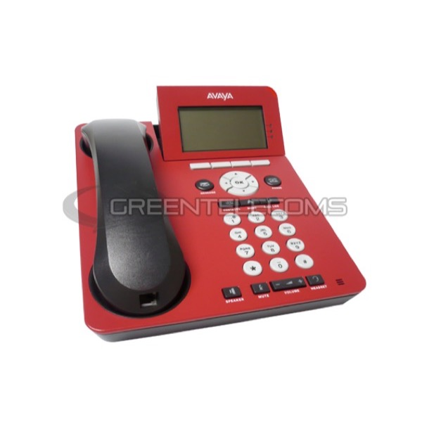 Avaya 9620 Red Faceplate 700431067