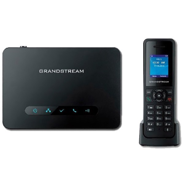 GrandStream Pack Base DP750 + Teléfono DP720